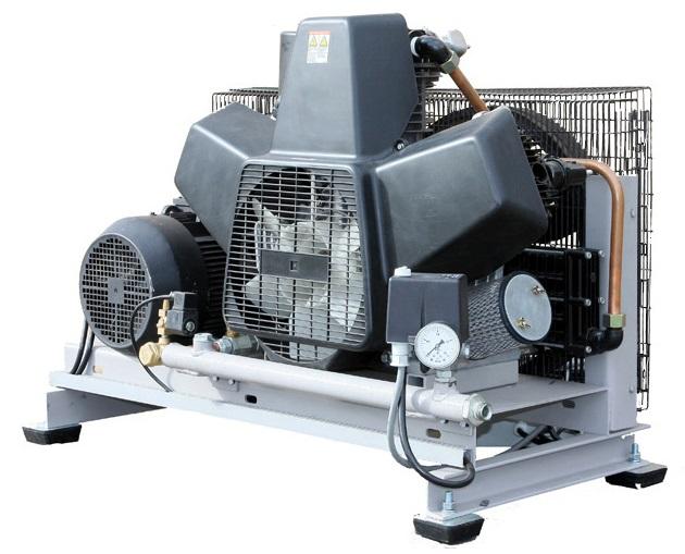 Купить Безмасленые промышленые компрессоры с ременной передачей Ремеза (Белоруссия)