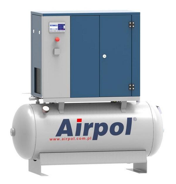 Купить Винтовые компрессоры фирмы Airpol (Польша)