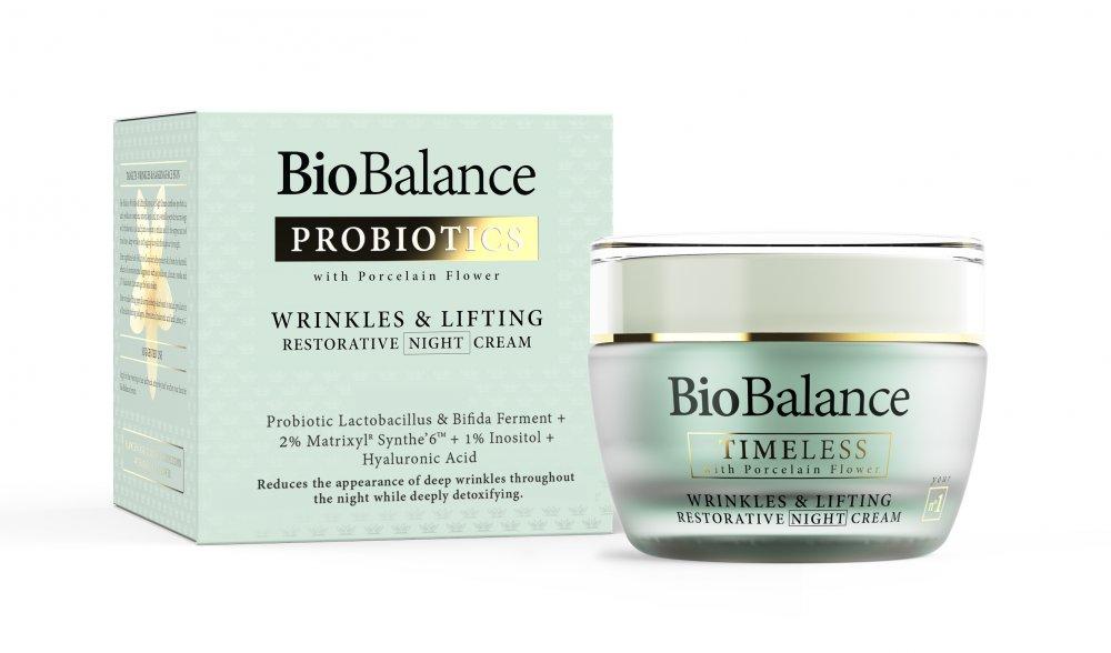 Ночной крем-лифтинг BioBalance