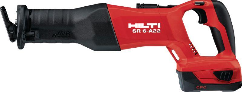 Купить Акк сабель пила SR 6-A22 (2 бат B22/4,0)