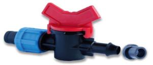 Купить Кран стартовый с уп.резинкой для капельной ленты SL-003