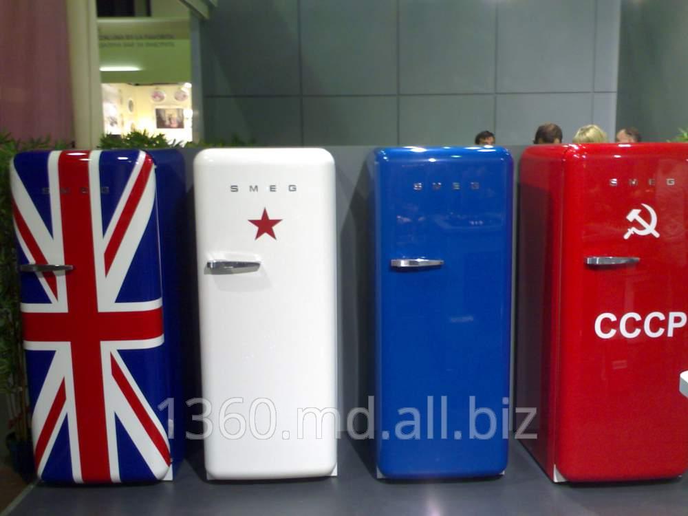 Купить Холодильники отдельностоящие и встраиваемые Smeg