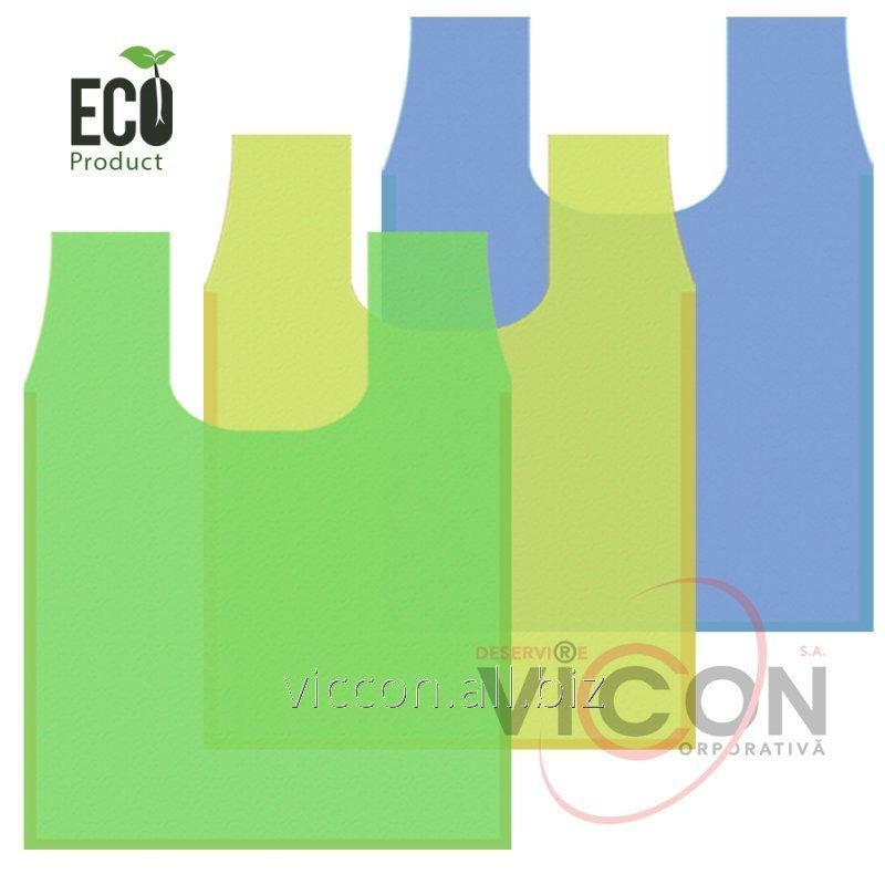 Купить Эко-Сумка майка XL, 68х78 см, плотность 60г.