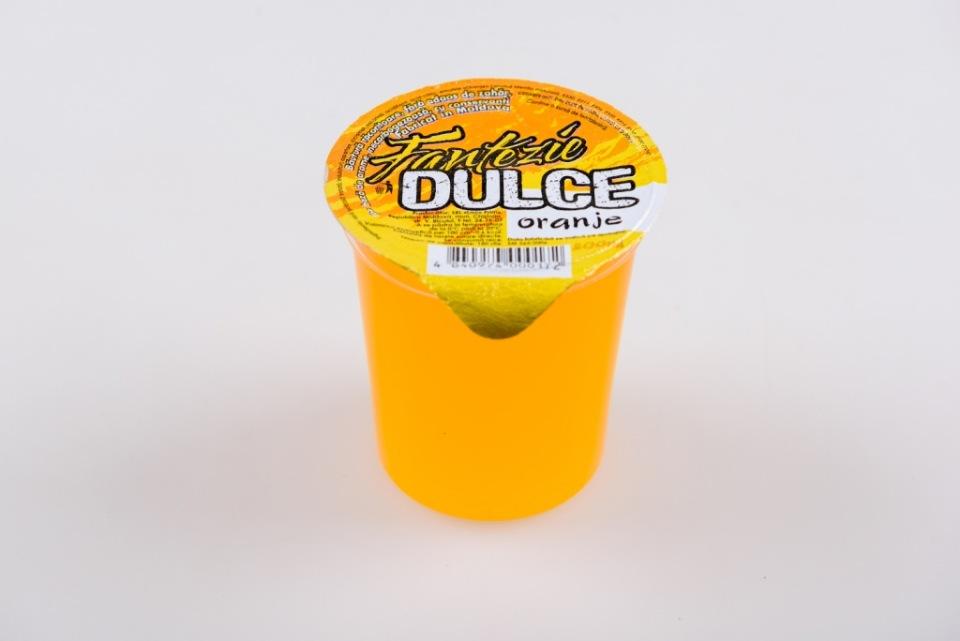 "Сладкая вода ""Fantezie"" 200ml (7 видов), Bautura Fantezie dulce  200ml orange"