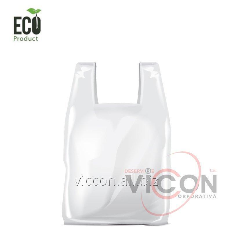 Купить Пакет окси-биоразлагаемый D2W, 18 x 30см/ 200 шт.