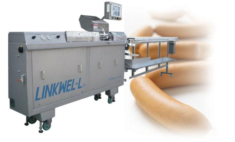 Линкер HITEC для производства сосисок. LINKWEL G2