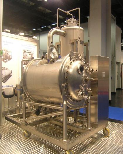 Оборудование для варки смешивания выпаривания охлаждения HPT500-BASIC