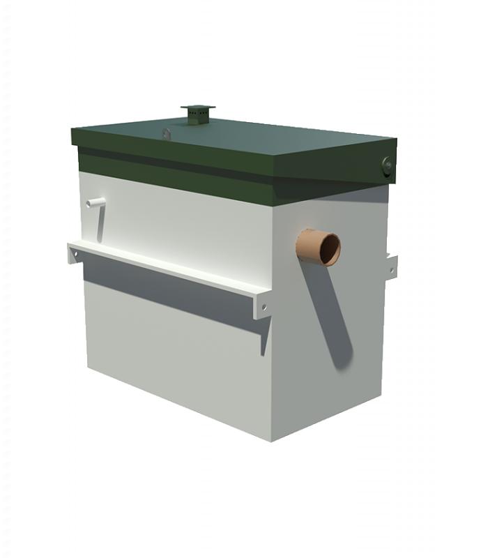 Buy Combined water treatment plant TOPLOS-AQUA 60/30