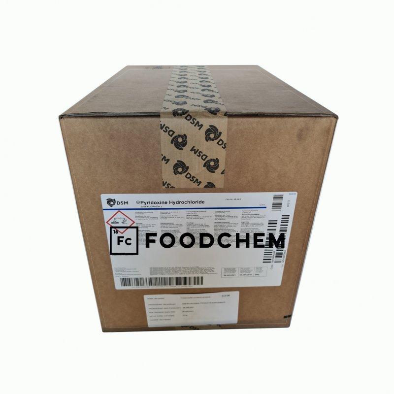 Купить VITAMIN B6 Pyridoxine Hydrochloride
