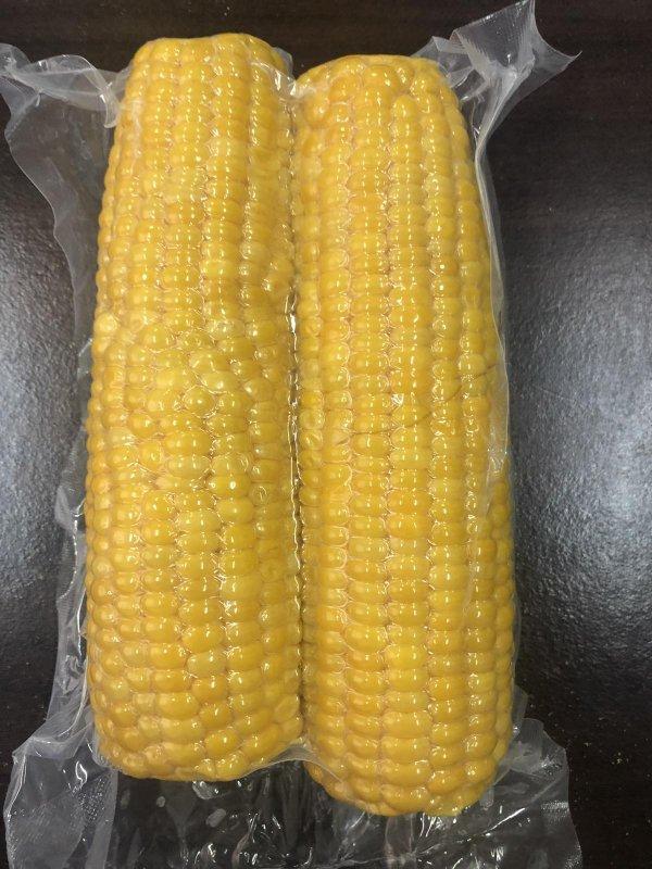 Купить Кукуруза сахарная вареная в вакуумной упаковке