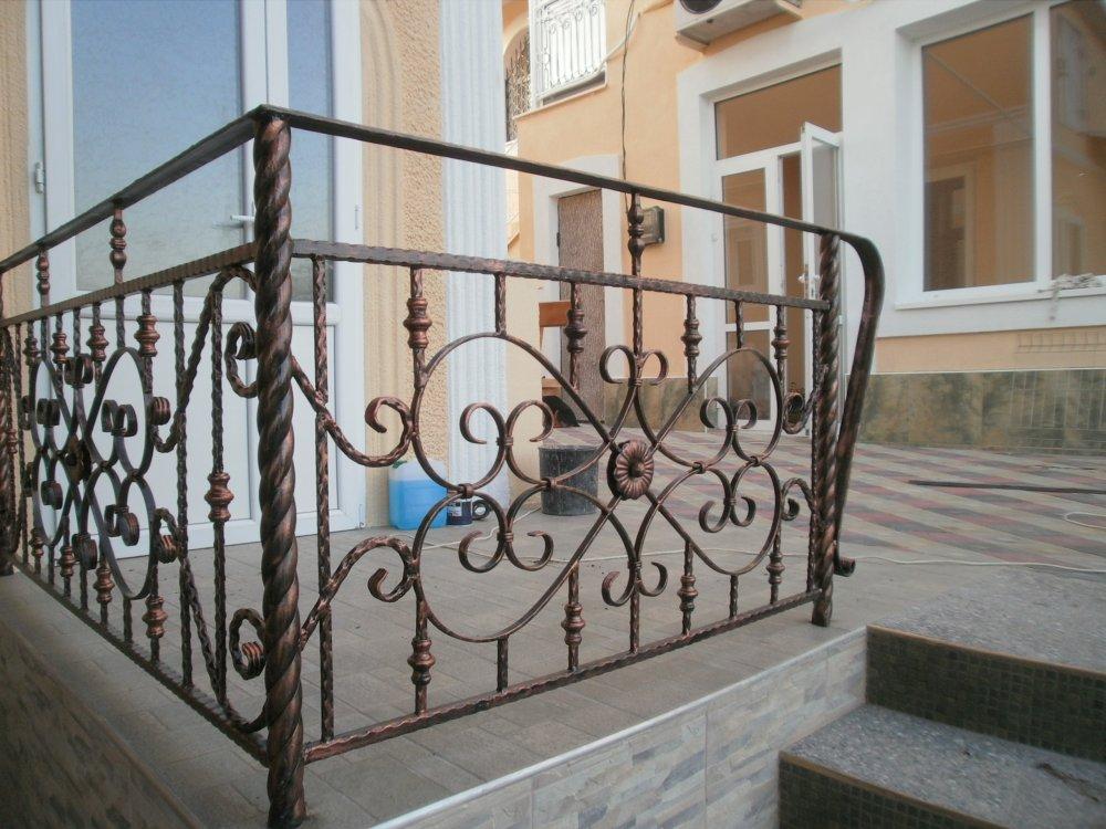 Кованые перила в Молдове