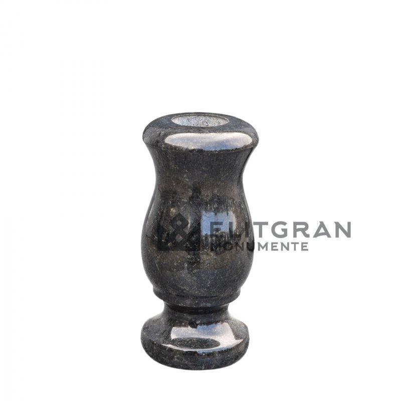 cumpără Vază de granit, negru L6