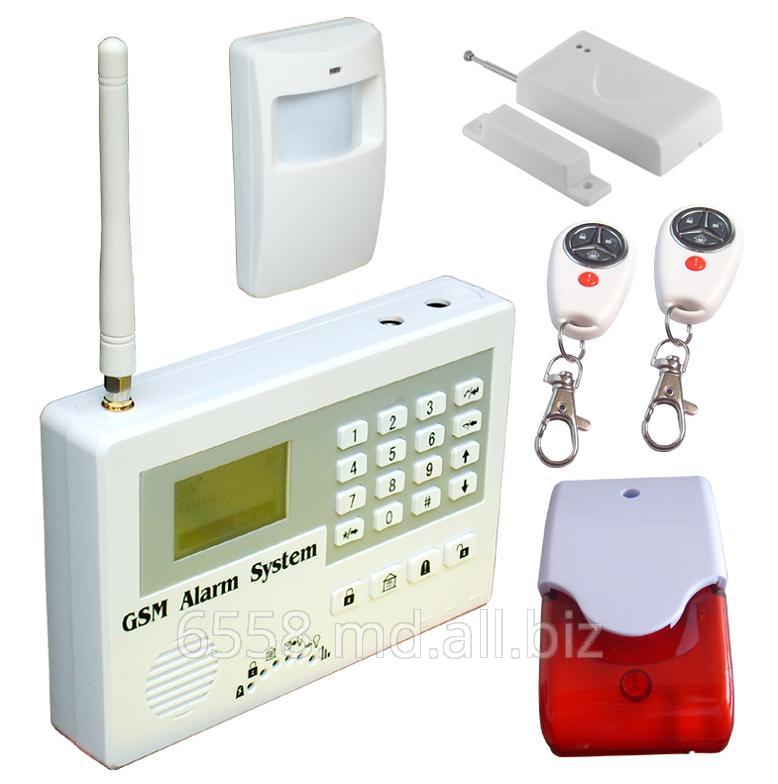 Купить GSM сигнализация