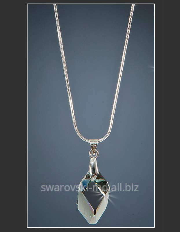 """Купить Подвеска """"Льдинка"""", кристаллы SWAROVSKI"""