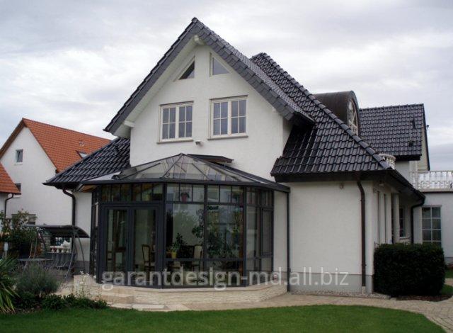 "Windows \Ferestre ラ preturi""accesibile ポリ塩化ビニールの窓およびドア ・ キシナウ、モルドバ"