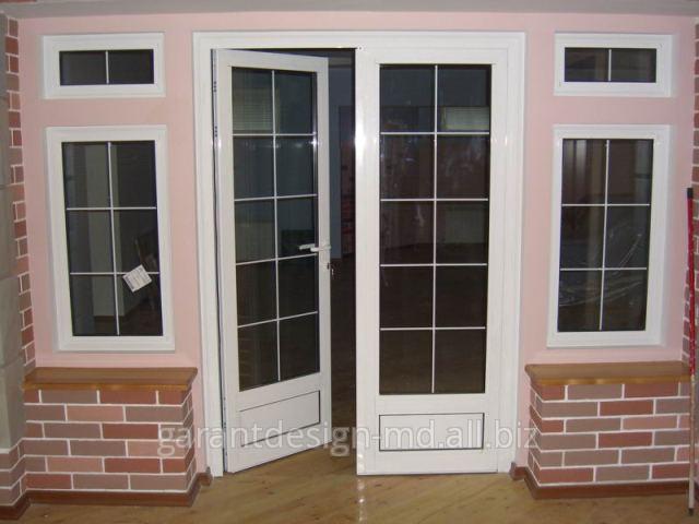 Buy Balcony doors of PVH in Moldova