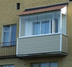 Glazing of loggias PVH DECCO double-glazed windows