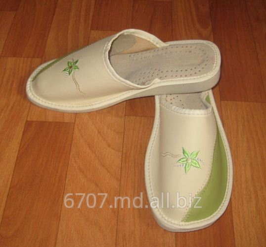 Купить Обувь домашняя женская, тапочки