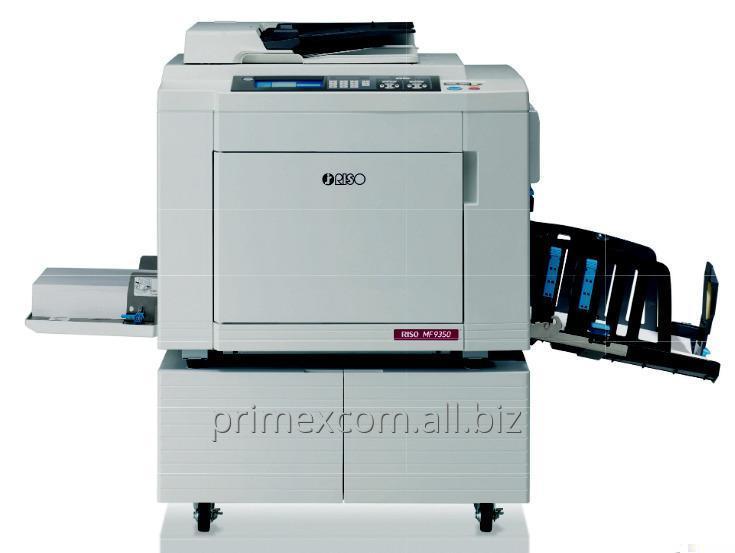 Купить Двухкрасочный ризограф MF 9350 (DUPLICATOR DIGITAL) RISO