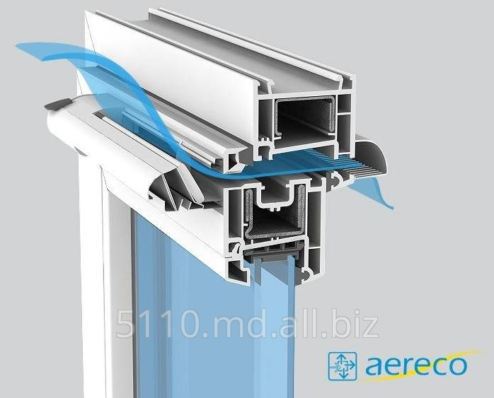 Buy Valve of forced ventilation AERECO gigroreguliruyemy
