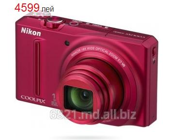 Купить Nikon COOLPIX S9100