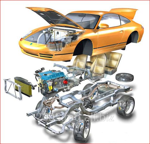 Buy Automobile transmission and running gear
