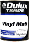 Купить Dulux Trade Vinyl Matt - Краска водоэмульсионная для внутренних работ