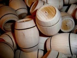 Купить Чаны деревянные, бочки, бочонки, кадки, ушата на экспорт