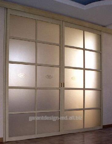 Buy Interroom partitions in the aluminum shape in Moldova.