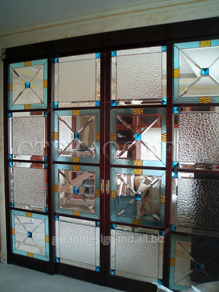 Buy Partitions are stained glass