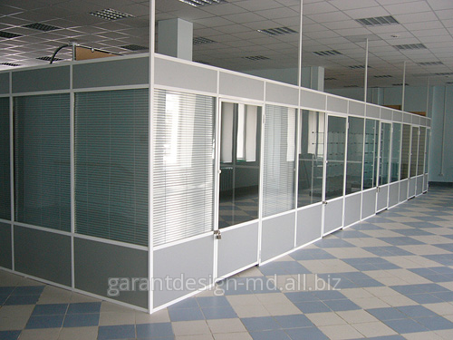 Buy Partitions aluminum