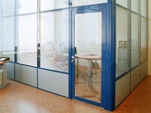 Buy Aluminum and PVC partition