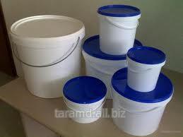 Купить Ведро пластиковое от 1,1 л. до 21 л , из полипропилена/Galeata din plastic de la 1,1l pina la 21l din propilena