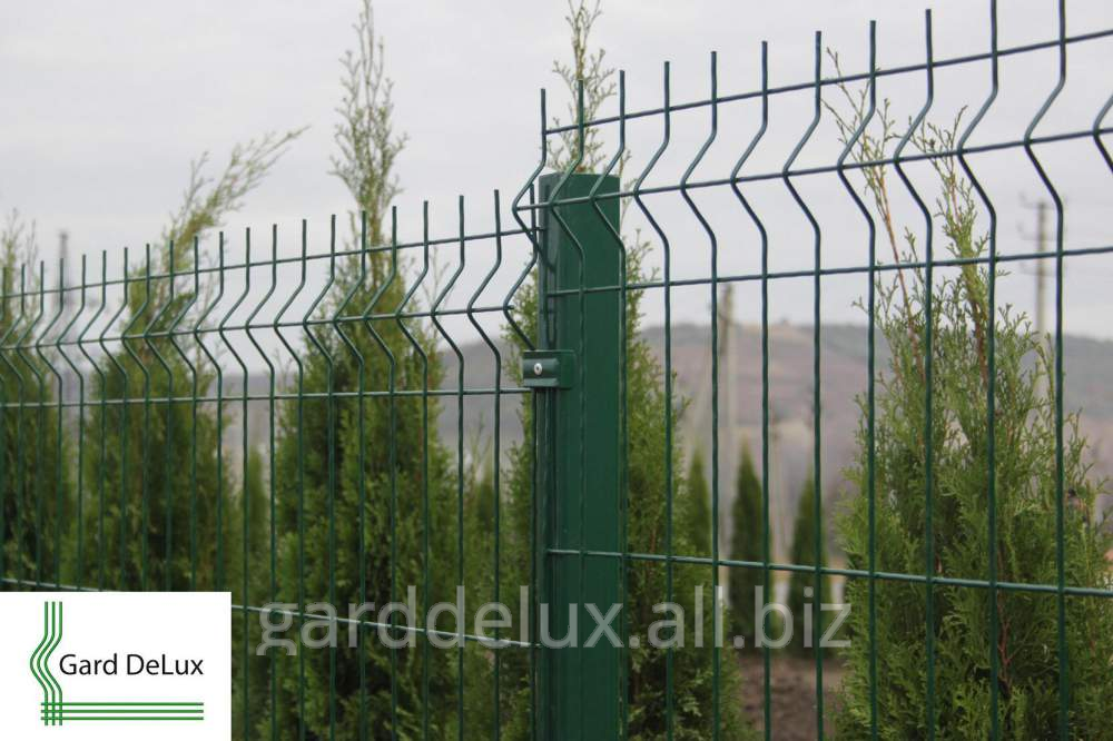 Buy Welded panels from a galvanized wire (Euro fences)