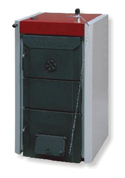 Котел на твердом топливе Viadrus U22C .Топливо: кокс, черный уголь, дерево, брикеты.