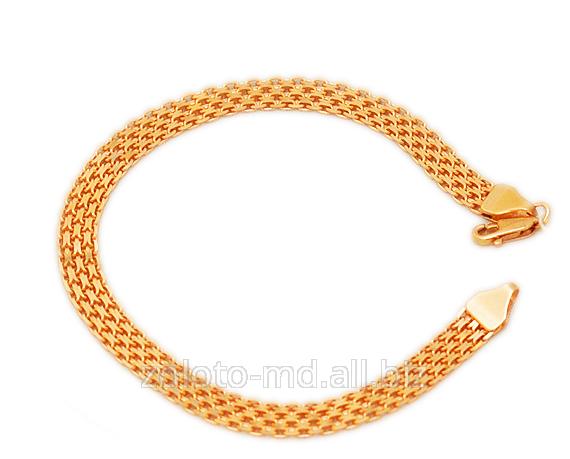 Золотой браслет жен цена