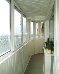 PVC двойно остъкляване на балкони в Молдова