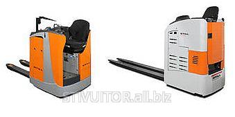 Штабелер с площадкой для оператора FU-X / FS-X