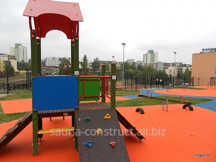 cumpără Echipamente pentru terenuri de joaca pentru copii