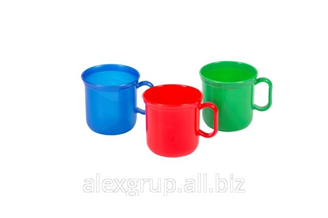 Пластиковые чашки