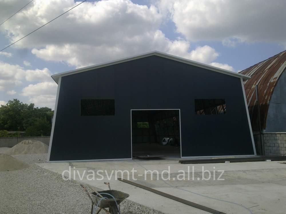 Купить Angar, Constructii industriale metalice in Moldova