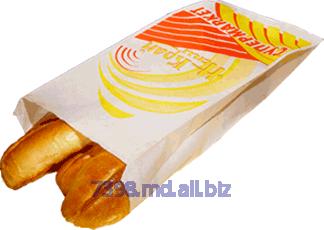 Купить Мешки из бумаги для пищевых продуктов