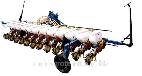"""Агрегатируется с тракторами тягового класса 1,4-2,0. Сеялки точного высева типа  """"Мультикорн """" предназначены для..."""
