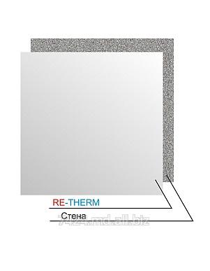 Купить Покрытие теплоизоляционное фасадов RE-THERM БИОСЕПТ