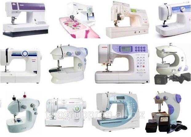 Купить Машинки швейные