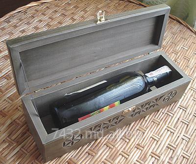 Buy Boxes wooden for bottles