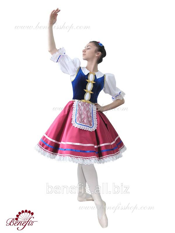 """Национальный венгерский костюм для танца \""""Чардаш\"""" - J 0010"""