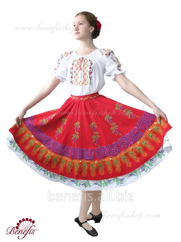 Молдавский национальный костюм  J 0005
