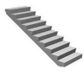 Купить Ступени лестничные железобетонные