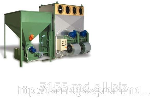 Купить Генераторы теплого воздуха на биомассе Thermostahl